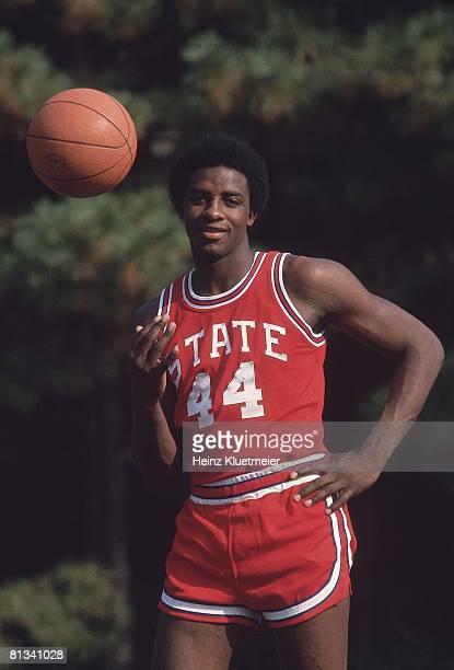 Coll Basketball Portrait of North Carolina State David Thompson Raleigh NC