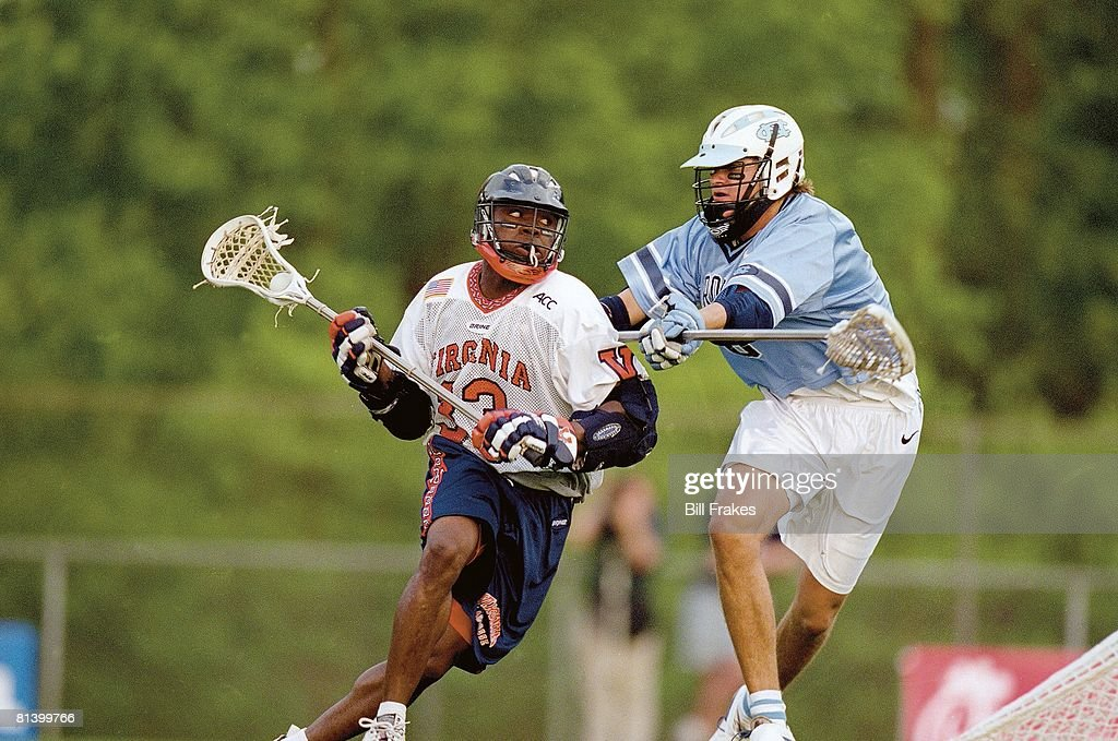 John Christmas Lacrosse.Ncaa Playoffs Virginia S John Christmas In Action Vs North