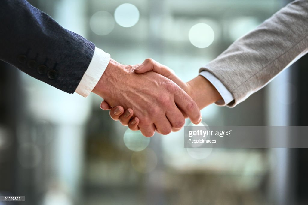 Collaborate with people who make a difference : Stock Photo