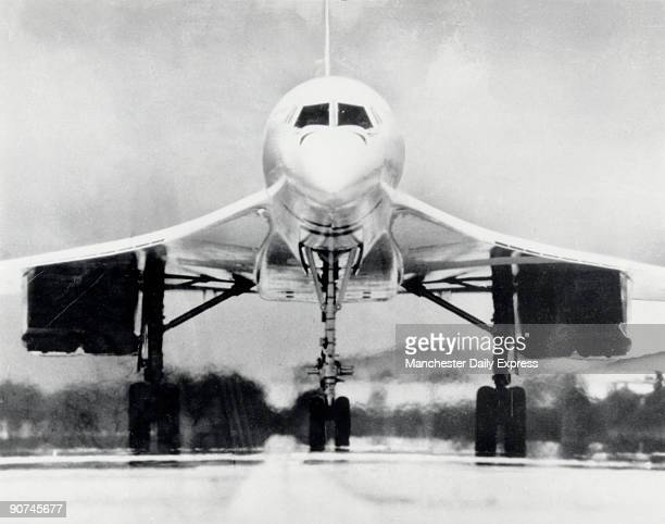 A collaboration between the British and French governments Concorde made its maiden flight in 1969 and entered commercial service in 1976 Capable of...