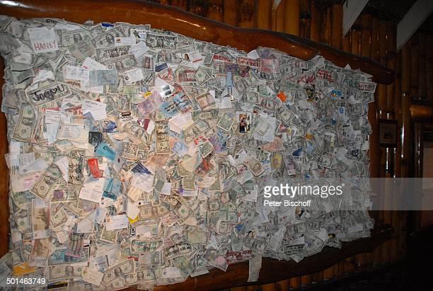 Collage 'Bloody Marys' 'Hotel Bora Bora' Insel Bora Bora FranzösischPolynesien Südsee Reise BB DIG PNr 362/2008