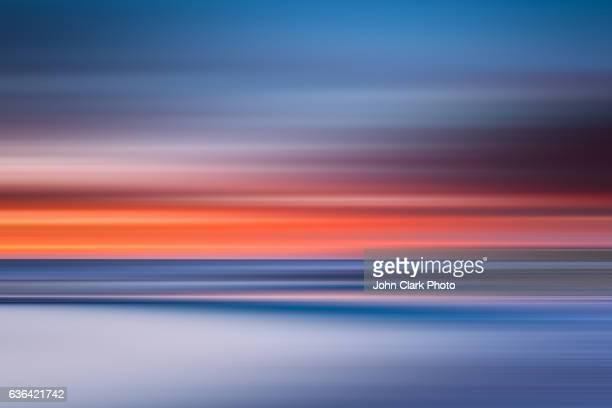 Collaroy Sunrise abstract
