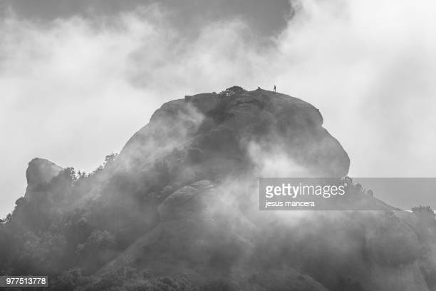 collbató,spain - jesus calming the storm stock pictures, royalty-free photos & images