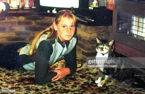 Collect picture of Tamworth murder victim Heather Tell who would have celebrated her 18th Birthday on Friday 15th September 2000 She is pictured with...