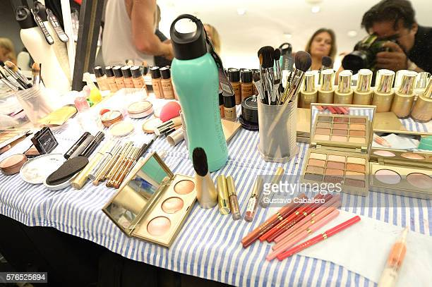 Collection at SwimMiami Backstage at W South Beach on July 15 2016 in Miami Beach Florida