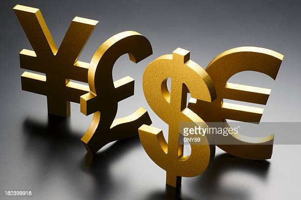 Currency Symbol Stock Photos And Pictures Getty Images