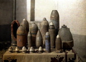 Collection of german shells 1917 color photo by fernand cuville world picture id152593852?s=170x170