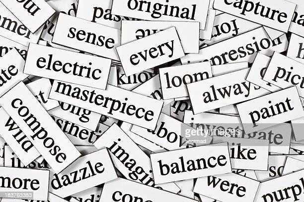 Collection de succulentes jumbled mots