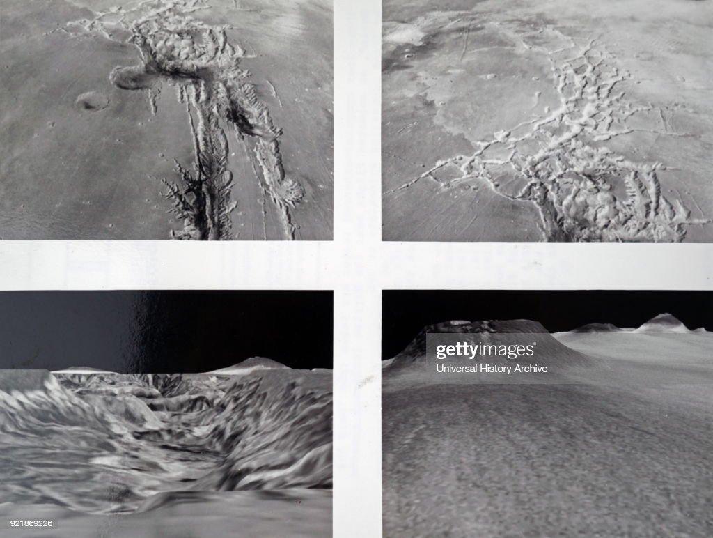 The planet Mars. : News Photo