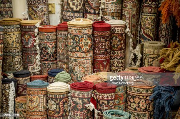 Collection of rugs