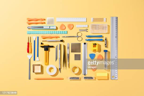 collection of tools - neat stock pictures, royalty-free photos & images