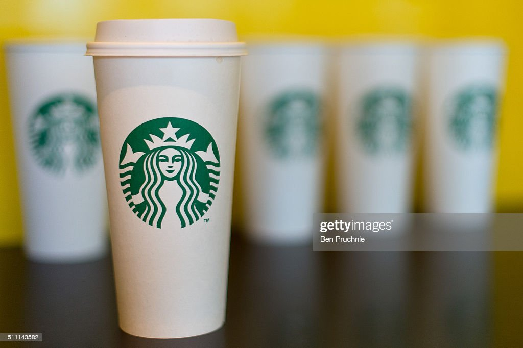 Coffee Shop Drinks Found To Contain Excessive Amounts Of Sugar : News Photo