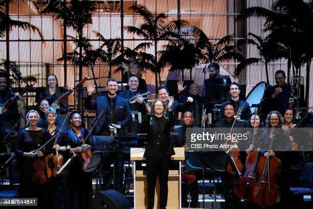 """Collective Earth, Wind & Fire, actress Sally Field, singer Linda Ronstadt, children's television program """"Sesame Street"""" and conductor and musical..."""