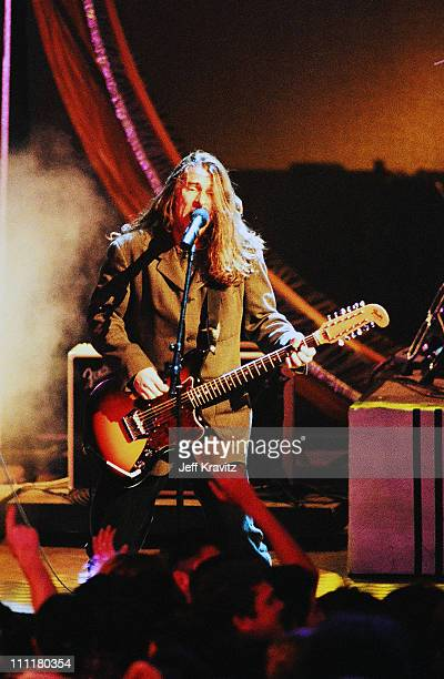 Collective Soul during 1994 Billboard Music Awards in Los Angeles California United States