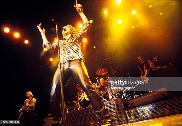 Collective Soul performs onstage at The Fillmore in San Francisco California USA on 5th April 2001