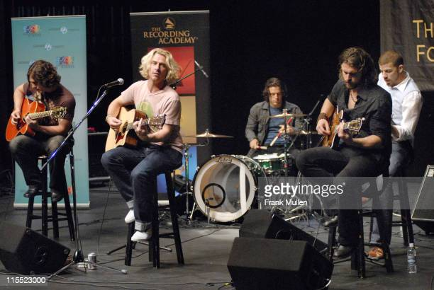 Collective Soul performs with members of the Atlanta Symphony Youth Orchestra