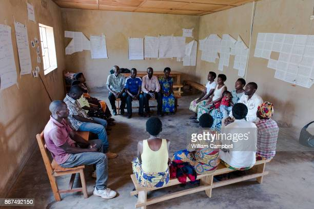 A collective trauma healing session for survivors and perpetrators of the 1994 genocide at the Giko Cell in the Kayumbu sector The pilot Community...