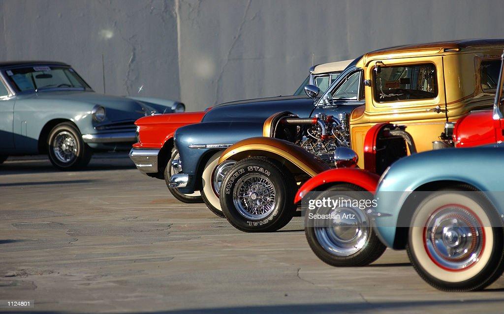 Barrett-Jackson Car Auction Pictures   Getty Images