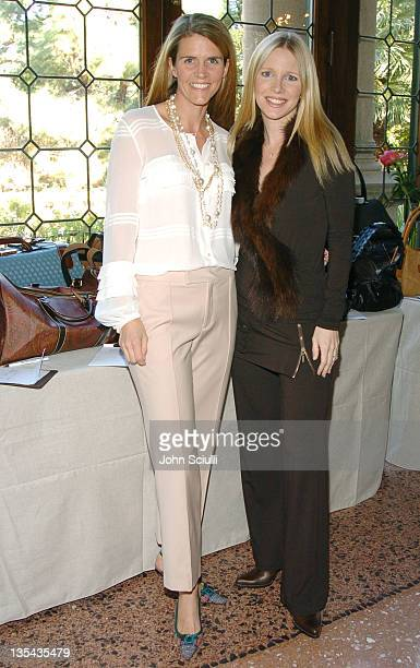 Colleen Bell and Lauralee Bell during PS Arts' 2nd Annual 'Bag Lunch' Ladies of Los Angeles Shop for Charity at Private Residence in Beverly Hills...
