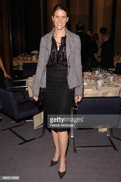 Colleen Bell attends NRDC Luncheon hosted by Anna Scott Elizabeth Wiatt Amy Sacco and Marjorie Gubelmann Raein at The Four Seasons Restaurant on...