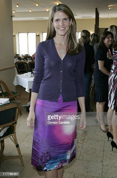 Colleen Bell during Frederic Malle Fragrance Launch Breakfast at Barneys New York in Beverly Hills at Barney's Greengrass in Beverly Hiils California...