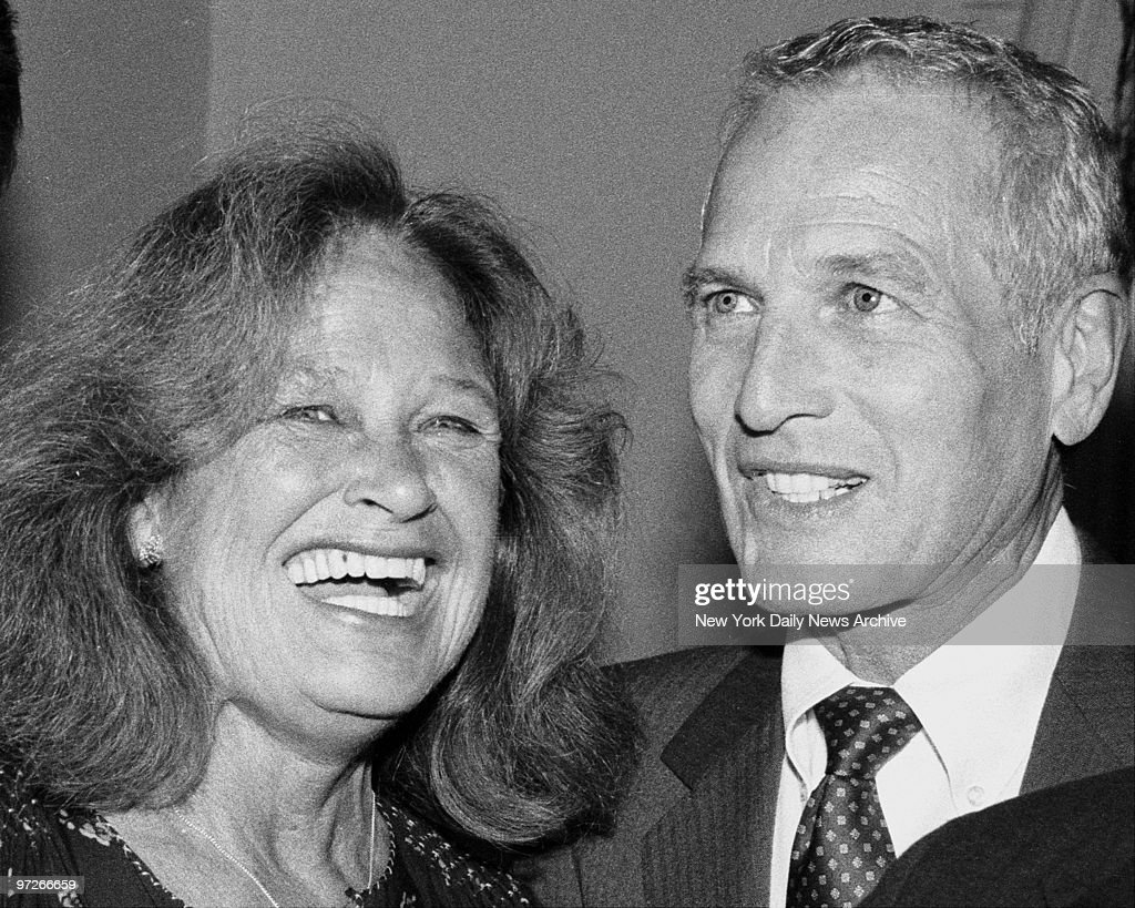 colleen dewhurst and paul newman back mark green for the u s senate