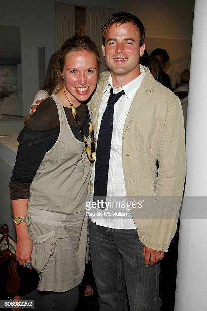 Colleen Herman and Ryan Boyle attend PROJECT RUFFWAY Fashion Show to Benefit STRAY FROM THE HEART at 650 Sixth Avenue on May 21 2007 in New York City