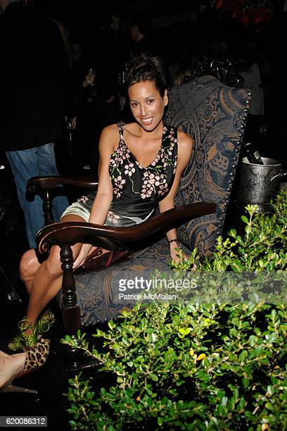 Colleen Murzyn attends NICOLAS BERGGRUEN's Annual Party at Chateau Marmont at Chateau Marmont on February 20 2008 in Los Angeles CA