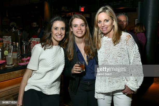 Colleen O'Brian Mamie Marbury and Rachel Lee Hovnanian attend Rachel Lee Hovnanian The Women's Trilogy Project Part 2 Happy Hour After Party at...