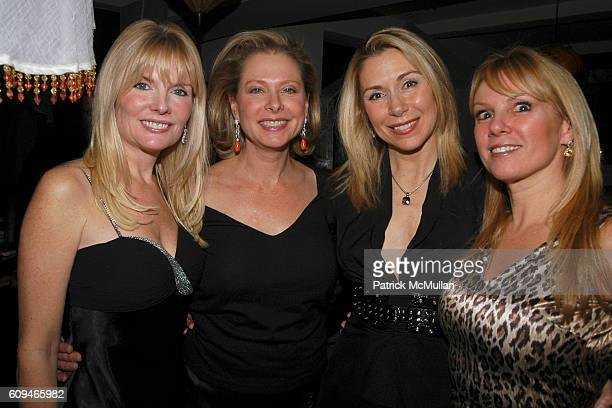 Colleen Rein Pamala Morgan Jacqueline Murphy Stahl and Ramona Singer attend TODD ROME Birthday Celebration at Casa La Femme Restaurant on January 19...