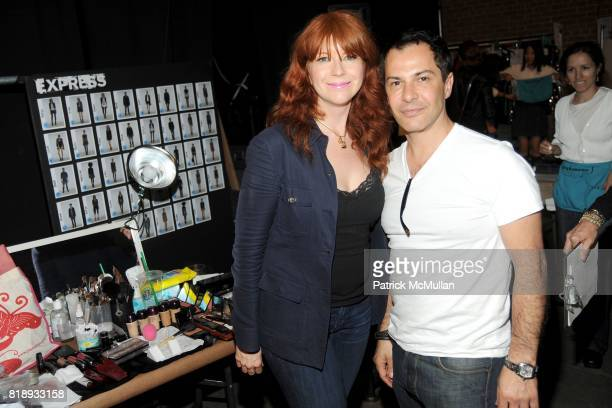 Colleen Runne and Ricardo Rojas attend EXPRESS Celebrates 30 Years of Fashion at Eyebeam Studios on May 20 2010 in Brooklyn New York