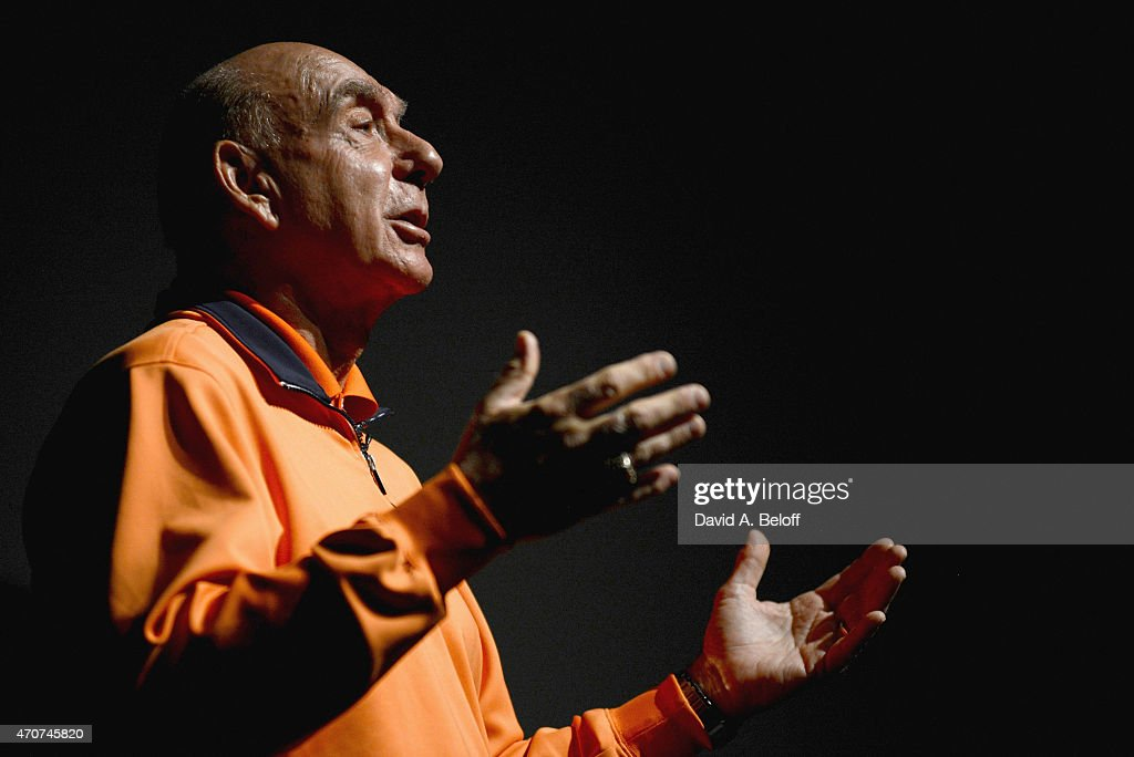 College Basketball Analyst Dick Vitale speaks at The Virginia Beach