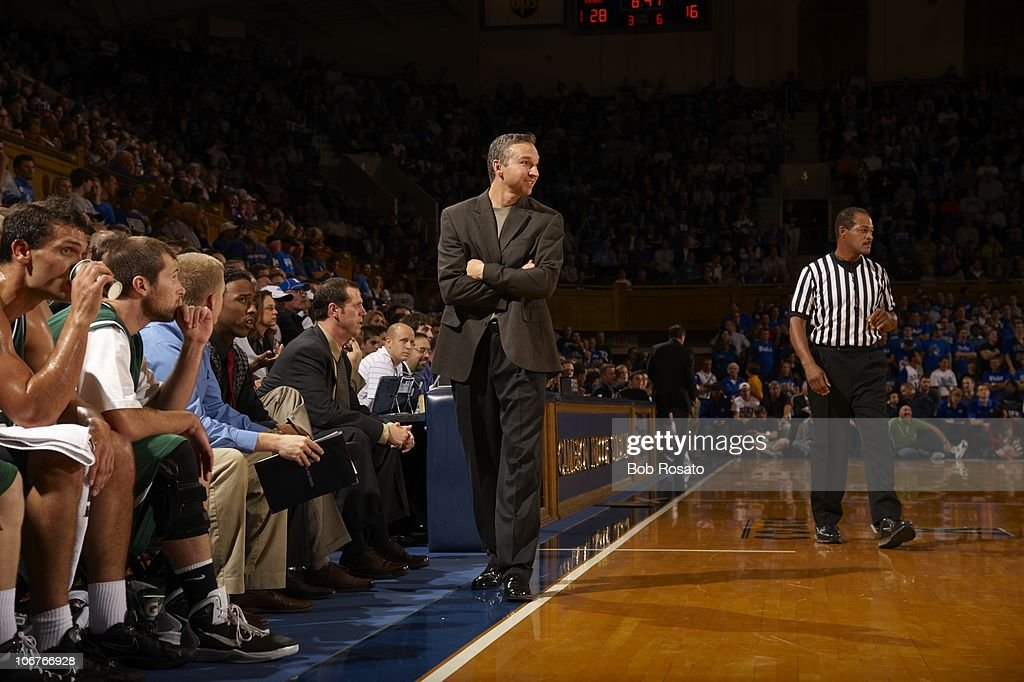 Closeup Of Cal Poly Pomona Head Coach Greg Kamansky On Sidelines News Photo Getty Images
