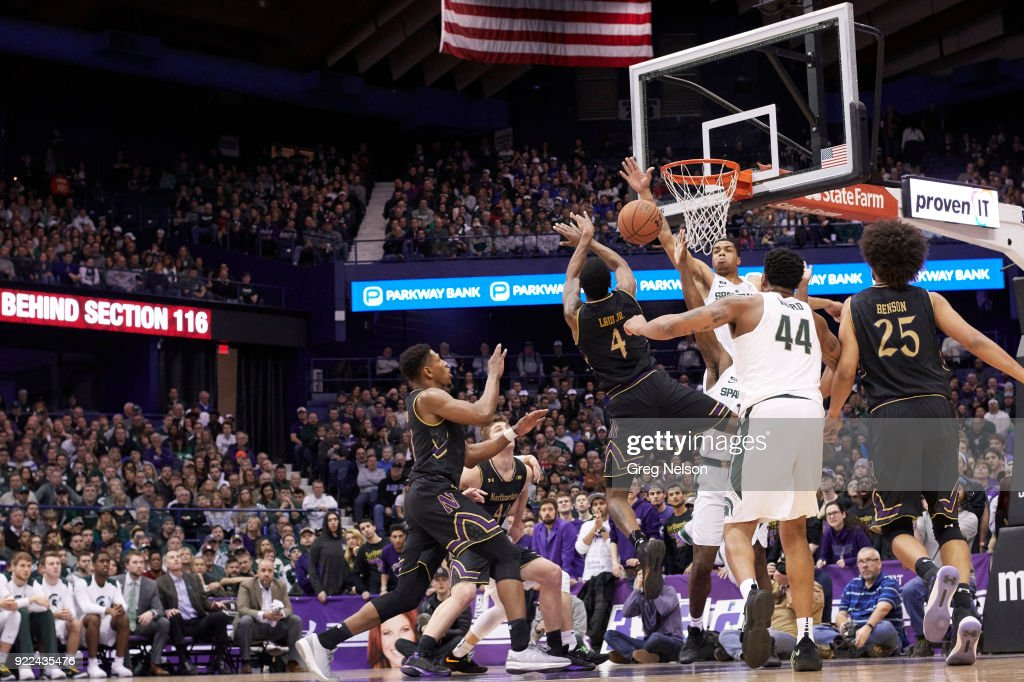 Northwestern University vs Michigan State University