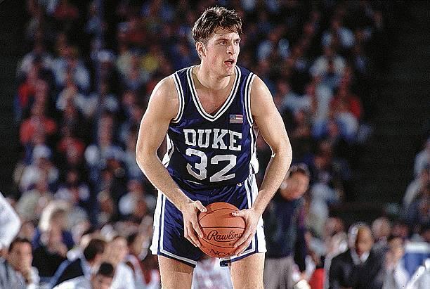 Duke Christian Laettner 1991 NCAA Finals Pictures