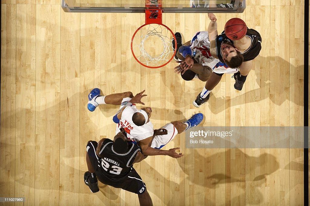 NCAA Basketball Tournament - Regionals - New Orleans