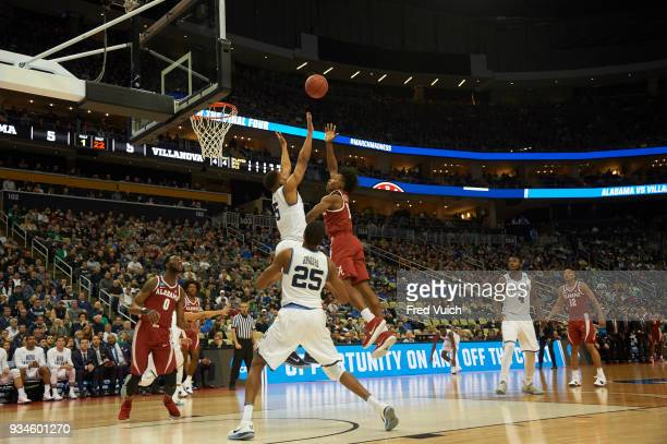 NCAA Playoffs Alabama Collin Sexton in action vs Villanova at PPG Paints Arena Pittsburgh PA CREDIT Fred Vuich