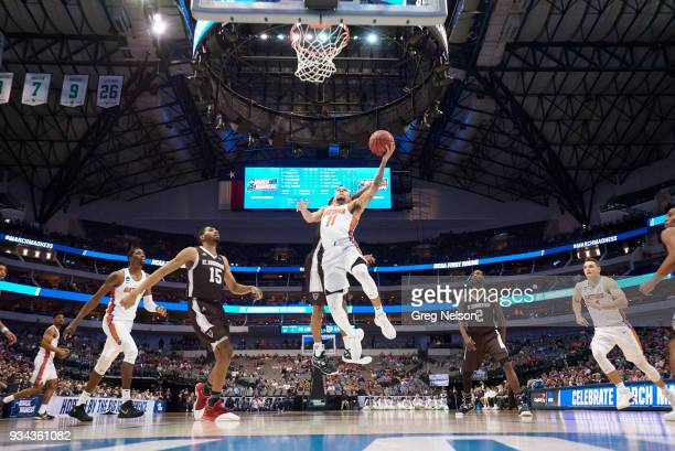 NCAA Playoffs Florida Chris Chiozza in action vs St Bonaventure at American Airlines Center Dallas TX CREDIT Greg Nelson
