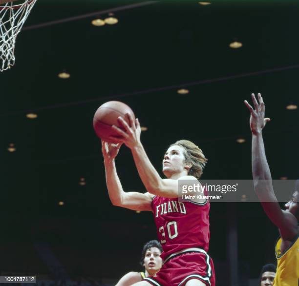 NCAA Playoffs Maryland Brad Davis in action vs Notre Dame at Pan American Center Las Cruces NM CREDIT Heinz Kluetmeier