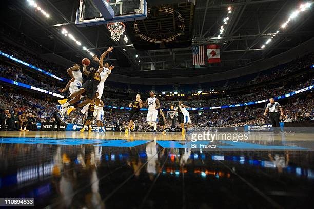 NCAA Playoffs West Virginia Darryl Bryant in action vs Kentucky at St Pete Times ForumTampa FL 3/19/2011CREDIT Bill Frakes