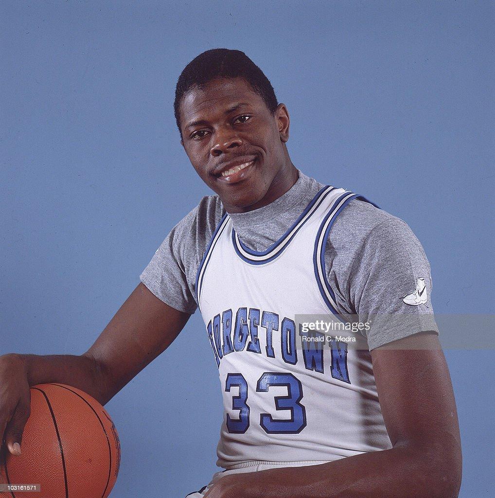 Patrick Ewing Sr.