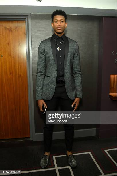 College Basketball/Draft Prospect player De'Andre Hunter poses for a photo as he prepares for the 2019 NBA Draft on June 20 2019 in New York City