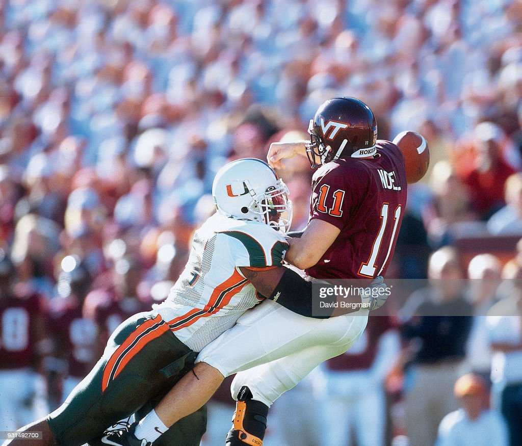 Virginia Tech University vs University of Miami Pictures | Getty Images