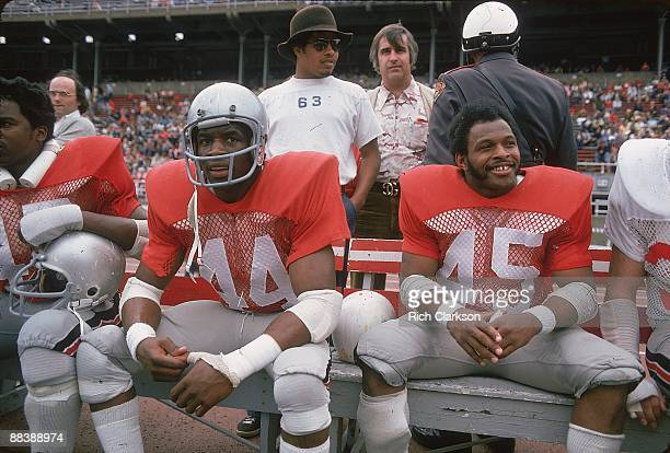 S Ray Football Archie Griffin ...