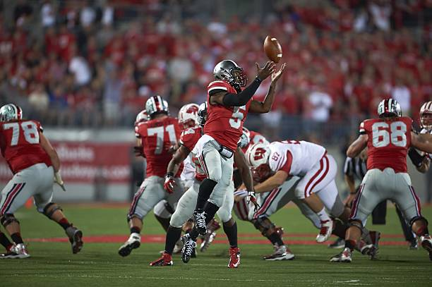 ohio state university vs university of wisconsin pictures getty images