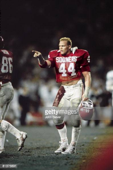 Brian Bosworth Oklahoma Stock Photos and Pictures | Getty ...