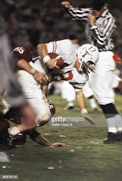 Orange Bowl Texas QB Marvin Kristynik in action vs Alabama Miami FL 1/1/1965 CREDIT Walter Iooss Jr