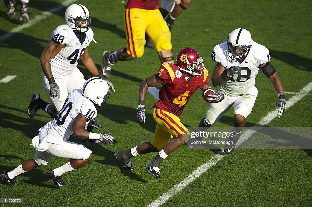 Rose Bowl Game Presented by Citi - USC v Penn State
