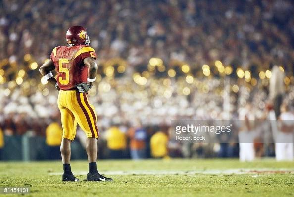 Usc Reggie Bush 2006 Rose Bowl Pictures Getty Images