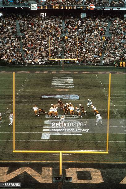 Sugar Bowl Overall view of Louisiana State vs Wyoming action during game at Tulane Stadium New Orleans LA CREDIT Stephen GreenArmytage